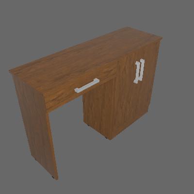Mesa para Computador Space Rovere - Patrimar