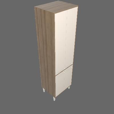 Paneleiro 4 Portas 60cm (4912)