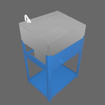Lavadora de Peças (LP16-2V)