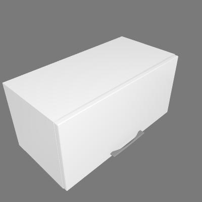 Aéreo Baixo 700mm 01 Porta (332651)