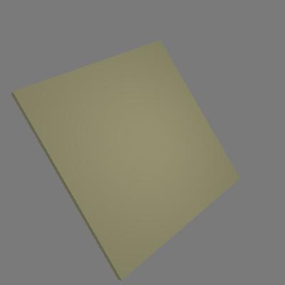 Tinta Acrílica Fosca Standard Verde Oliva 2.5L Luxens (89713806)