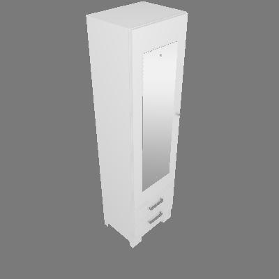 Sapateira Leon 01 Porta (D195)