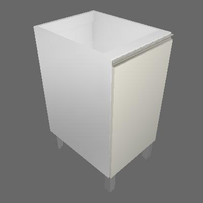 Balcão 400mm 1 Porta (3503)