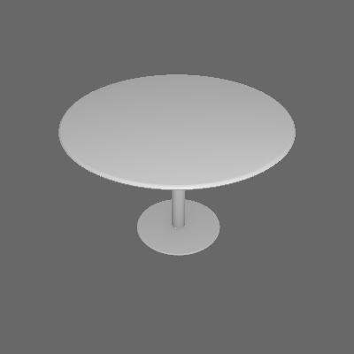 Mesa de Reunião Redonda 1,20m