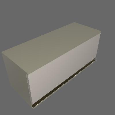 Aéreo 01 Porta Basculante 800 mm (C54)