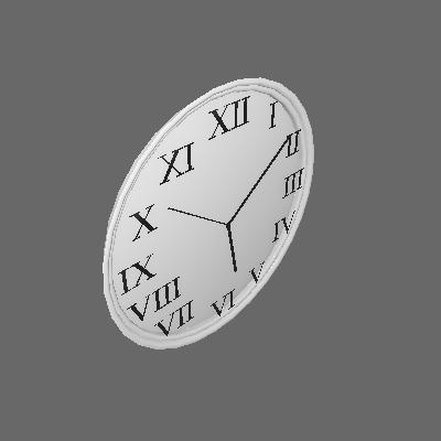 Relógio 03