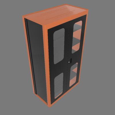 Armário con 05 cajones y pantallas (44955/023)