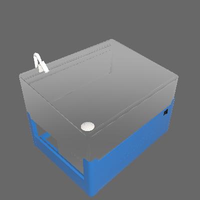 Lavadora de Peças Portátil (LP17-2V)