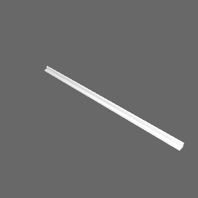PRATELEIRA CANALETA BRANCO 270cm