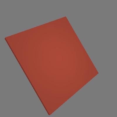Tinta Acrílica Fosca Standard Vermelho Terra 2.5L Luxens (89713813)