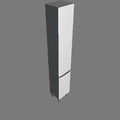 Paneleiro 02 Portas 350 mm - Esq (C258)