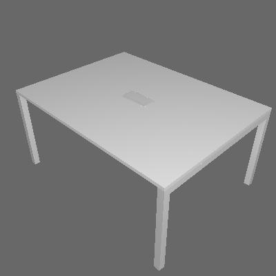 Mesa Plataforma Modular 1200mm x 1600mm