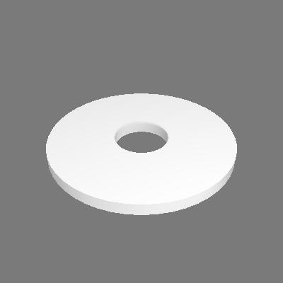Fita Borda PVC 19x45mm (007.300)