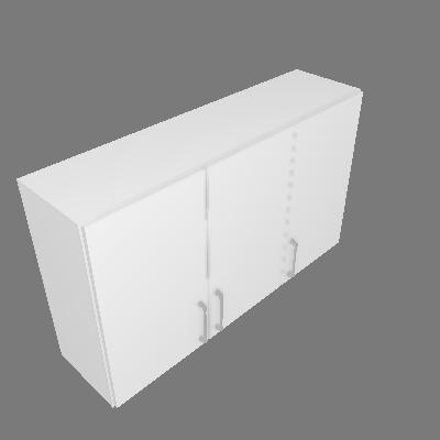 Armário 1200 03 Portas (MSUP.017)