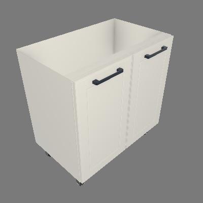 Gabinete 02 Portas sem Tampo (G80-2P-ST)