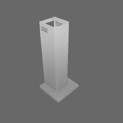 Coifa de Parede 90cm Inox Glass (CC9VX)