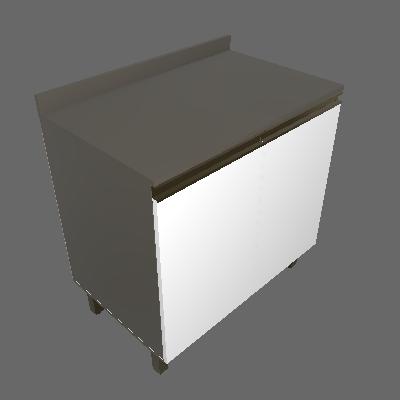Balcão 02 Portas 800 mm (B209)