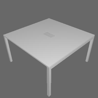 Mesa Plataforma Modular 1400mm x 1400mm