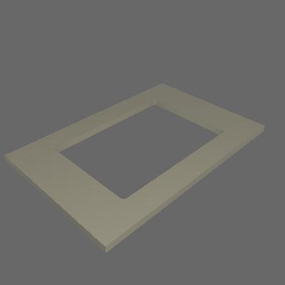Tampo para Cooktop 800 mm (C908)