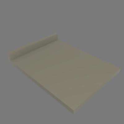 Tampo para Balcão 400 mm (C902)