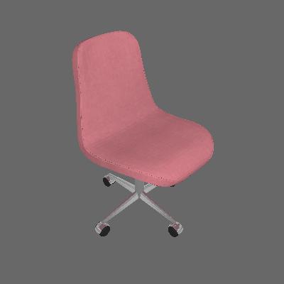 Cadeira Eames Loft Coral - Daf