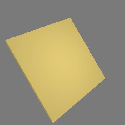 Tinta Acrílica Fosca Standard Toque Amarelo 2.5L Luxens (89860883)