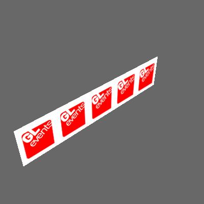 Exhibitor Sign (ENSEXPO)