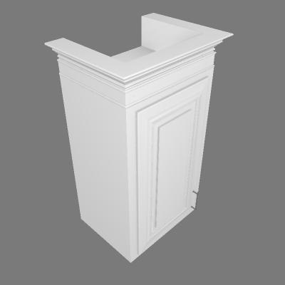1 Door - Left Door (W1830)