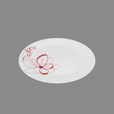 Prato de Sobremesa 19cm