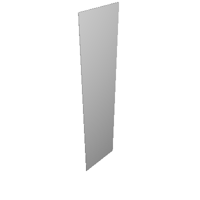 2 Peças Espelho P/ Roupeiro (2026)