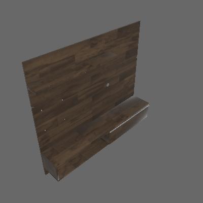 Painel para TV 55 polegadas Ores 181cm Deck - HB Móveis