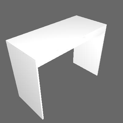 Escrivaninha Vênus I Branco - Hecol