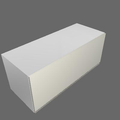 Armário Basculante 900mm 1 Porta (3590)