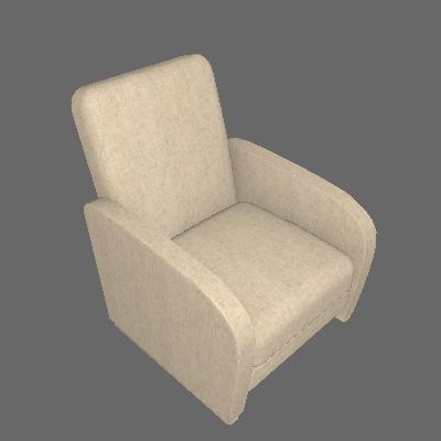 Reclining Seat 06