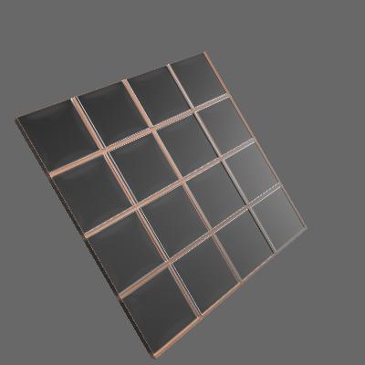 Revestimento Externo Cerâmica ATS20/05/908 20x20cm Artens (89669356)