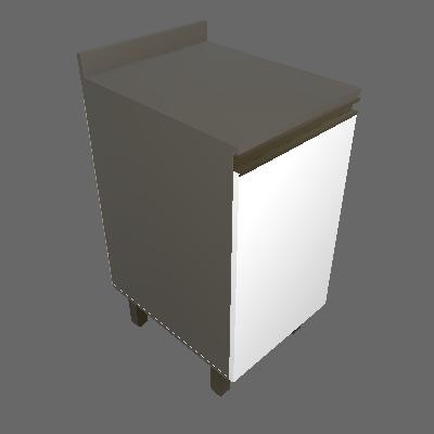 Balcão 01 Porta 400 mm (B208)