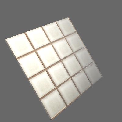 Revestimento Externo Cerâmica ATS20/05/900 20x20cm Artens (89669314)