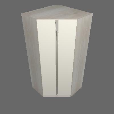Roupeiro Canto Closet 1119mm 2 Portas (19)
