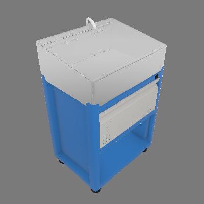 Lavadora de Peças (LP8-2V)