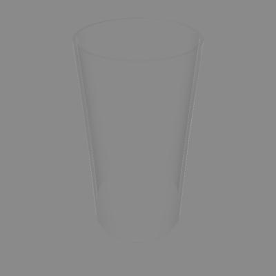 Copo de Cristal p/ Água