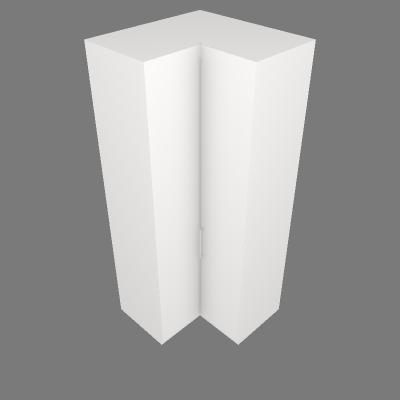 Canto 02 Portas (1000mm)
