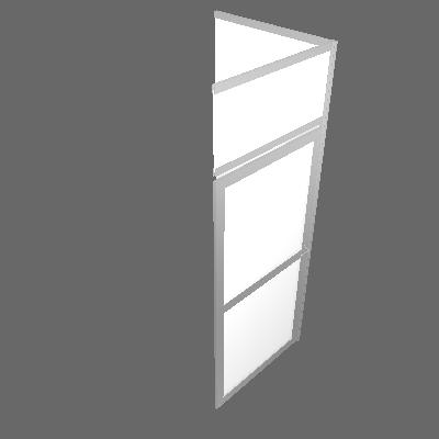 Réserve de 1 m² - L Côté (R1M²-BLANC)