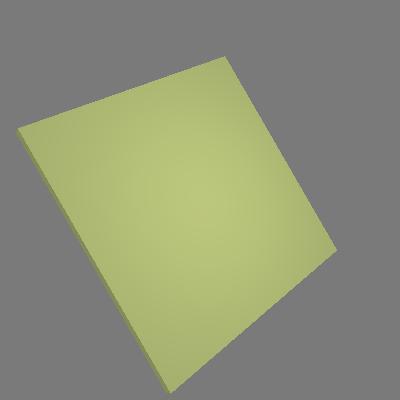 Tinta Acrílica Fosco Standard Verde Limão 3.6L Luxens (89659416)