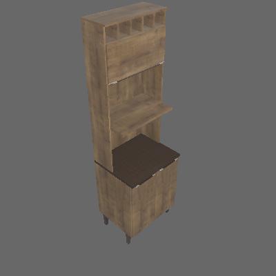 Torre Quente Reduzida (2818)
