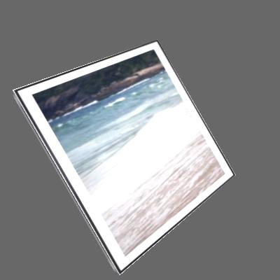 quadro praia