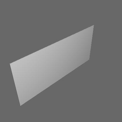 3 Peças Espelho P/ Canto Diagonal (2010)