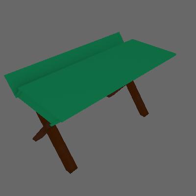 Escrivaninha Studio Cacau Verde Anis - Maxima