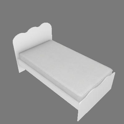 Mini-cama Nuvem de Algodão (I12)