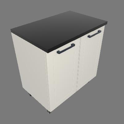 Gabinete 02 Portas (G80-2P)