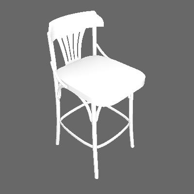 Banqueta Opzione Branca - Maxima